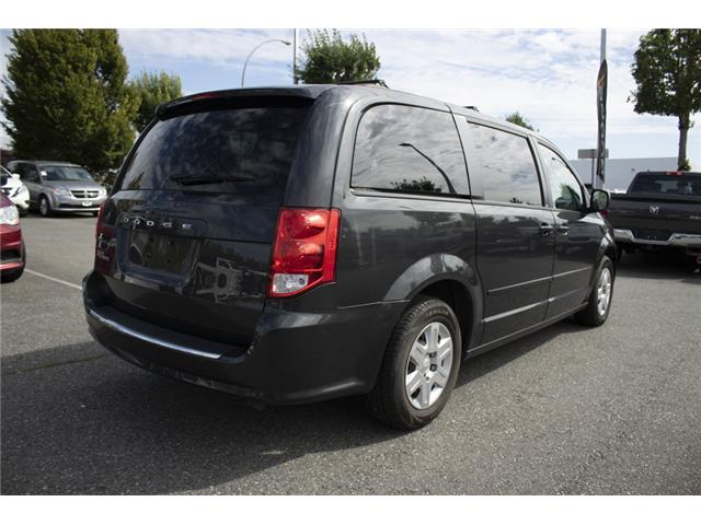 2012 Dodge Grand Caravan SE/SXT (Stk: AG0743A) in Abbotsford - Image 7 of 24