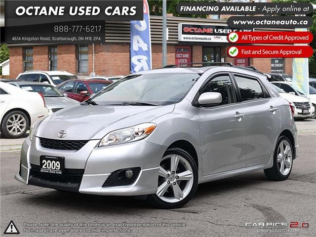 2009 Toyota Matrix XR (Stk: ) in Scarborough - Image 1 of 24