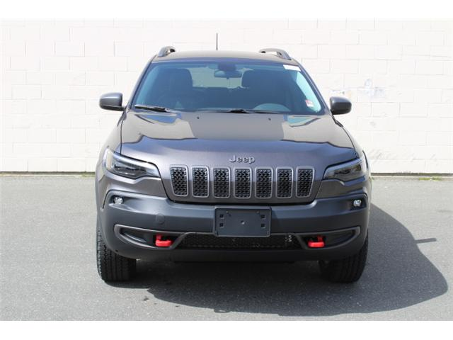 2019 Jeep Cherokee Trailhawk (Stk: D107790A) in Courtenay - Image 25 of 30