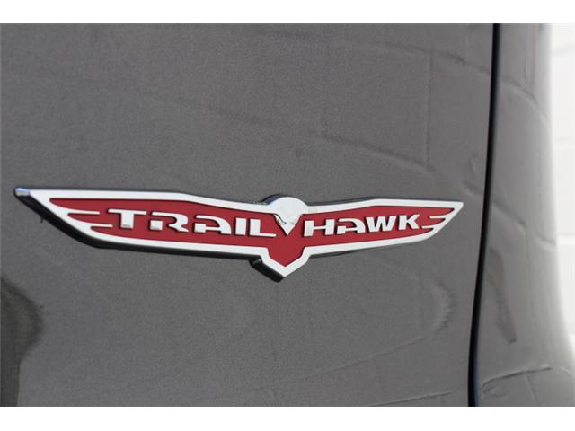 2019 Jeep Cherokee Trailhawk (Stk: D107790A) in Courtenay - Image 23 of 30
