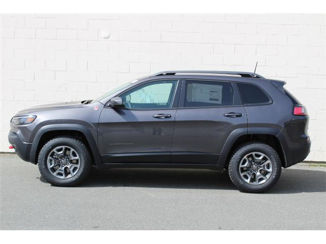 2019 Jeep Cherokee Trailhawk (Stk: D107790A) in Courtenay - Image 26 of 30