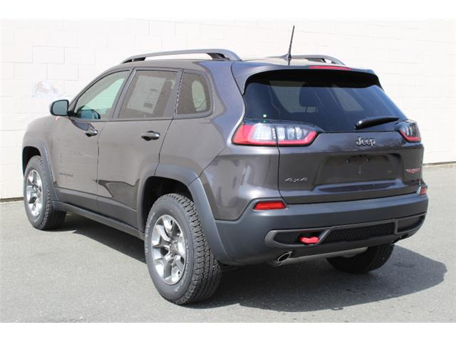 2019 Jeep Cherokee Trailhawk (Stk: D107790A) in Courtenay - Image 3 of 30