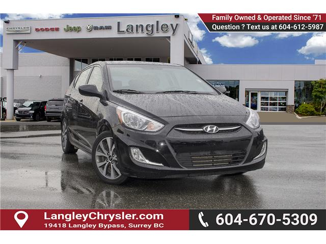 2017 Hyundai Accent SE (Stk: EE896360) in Surrey - Image 1 of 21
