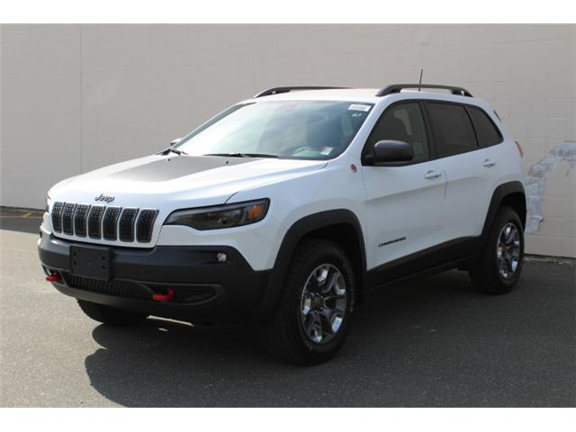 2019 Jeep Cherokee Trailhawk (Stk: D107787A) in Courtenay - Image 2 of 30