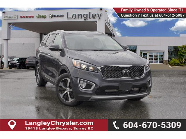 2018 Kia Sorento 2.0L EX (Stk: J203073B) in Surrey - Image 1 of 27