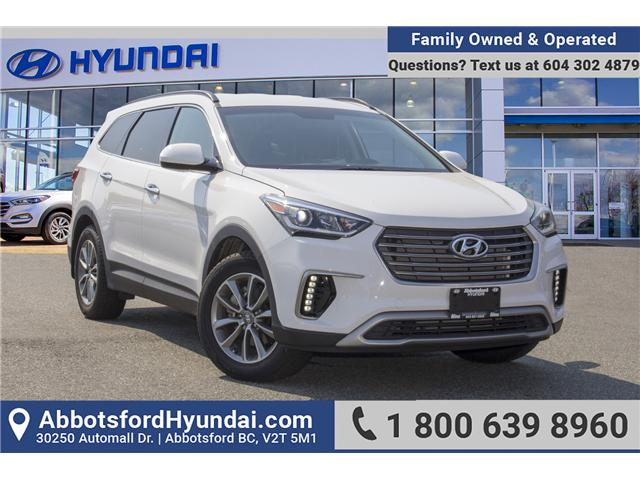 2018 Hyundai Santa Fe XL Base (Stk: JF289687) in Abbotsford - Image 1 of 23
