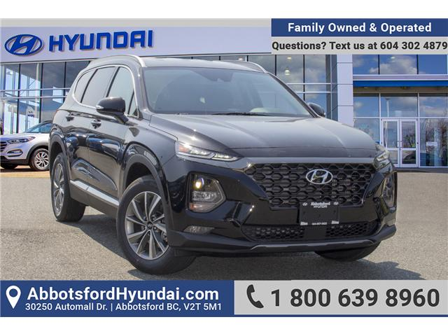 2019 Hyundai Santa Fe Preferred 2.0 (Stk: KF015372) in Abbotsford - Image 1 of 23