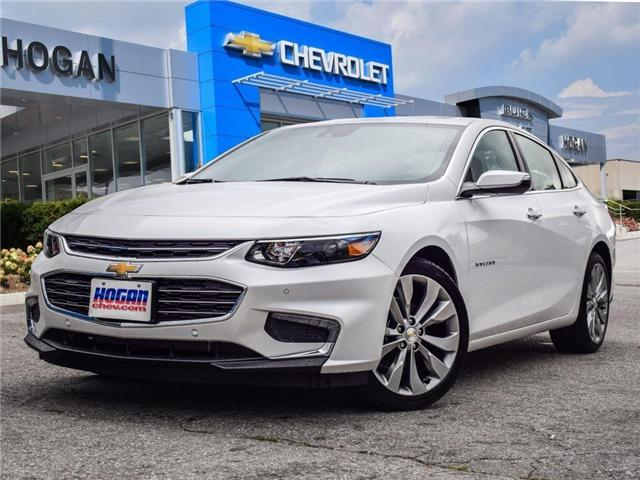 2018 Chevrolet Malibu Premier (Stk: 8216153) in Scarborough - Image 1 of 28