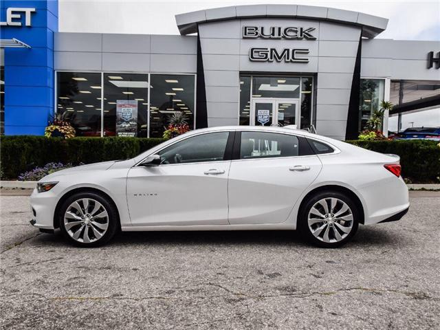2018 Chevrolet Malibu Premier (Stk: 8216153) in Scarborough - Image 2 of 28