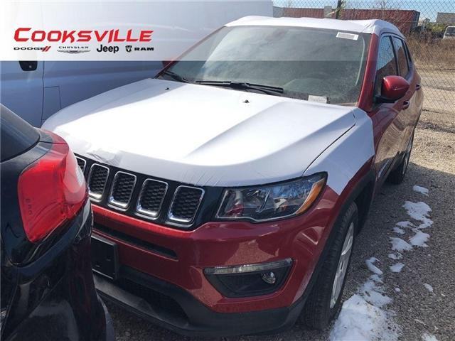 2018 Jeep Compass North (Stk: JT251422) in Mississauga - Image 1 of 1