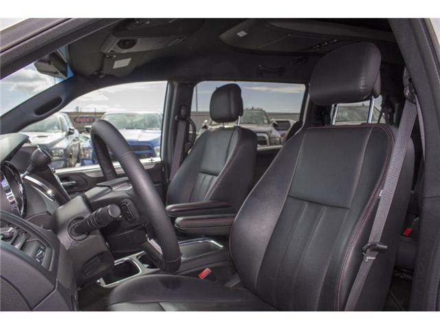 2017 Dodge Grand Caravan GT (Stk: EE896580) in Surrey - Image 10 of 24
