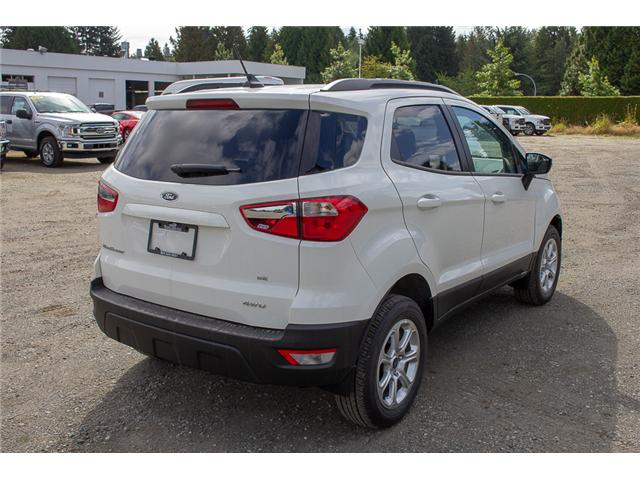 2018 Ford EcoSport SE (Stk: 8EC1224) in Vancouver - Image 7 of 22