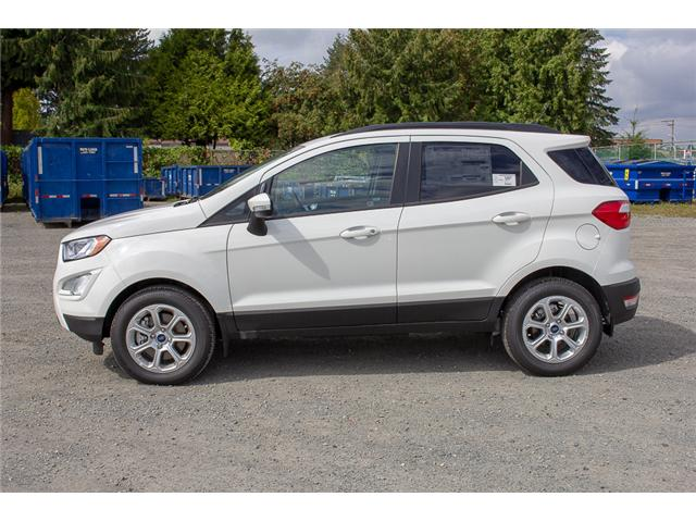 2018 Ford EcoSport SE (Stk: 8EC1231) in Surrey - Image 4 of 22