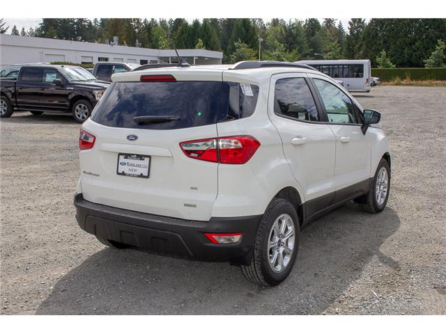 2018 Ford EcoSport SE (Stk: 8EC1231) in Surrey - Image 7 of 22