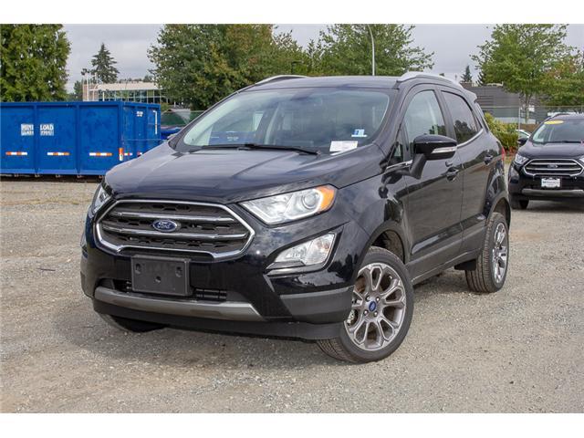2018 Ford EcoSport Titanium (Stk: 8EC1278) in Surrey - Image 3 of 22
