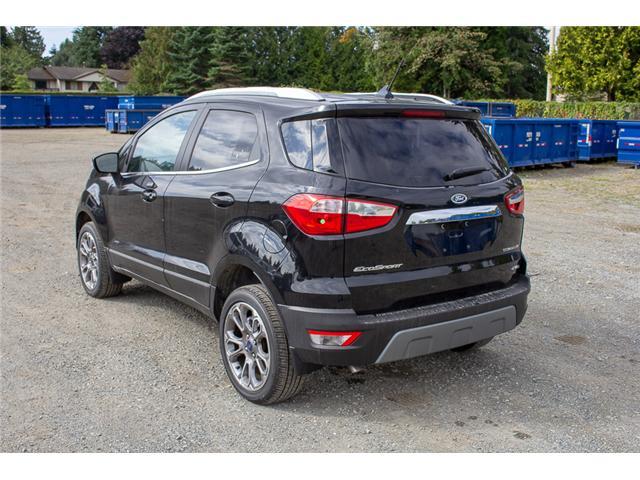 2018 Ford EcoSport Titanium (Stk: 8EC1278) in Surrey - Image 5 of 22