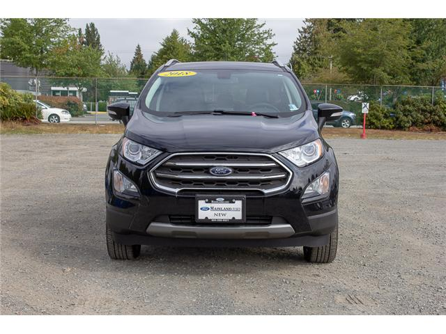2018 Ford EcoSport Titanium (Stk: 8EC1279) in Surrey - Image 2 of 22