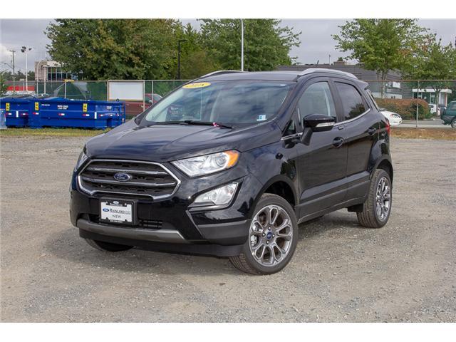 2018 Ford EcoSport Titanium (Stk: 8EC1279) in Vancouver - Image 3 of 22