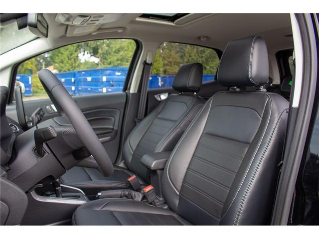 2018 Ford EcoSport Titanium (Stk: 8EC1278) in Surrey - Image 9 of 22