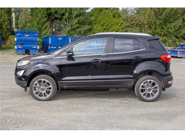 2018 Ford EcoSport Titanium (Stk: 8EC1279) in Vancouver - Image 4 of 22