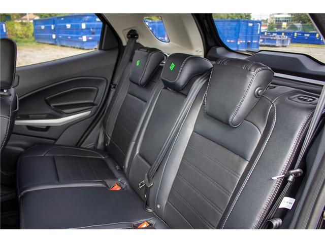 2018 Ford EcoSport Titanium (Stk: 8EC1278) in Surrey - Image 11 of 22