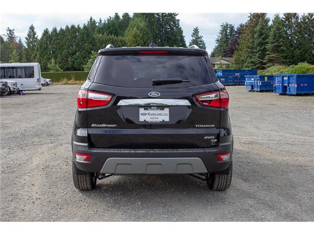 2018 Ford EcoSport Titanium (Stk: 8EC1279) in Vancouver - Image 6 of 22