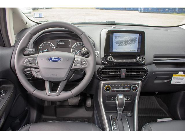 2018 Ford EcoSport Titanium (Stk: 8EC1278) in Surrey - Image 12 of 22