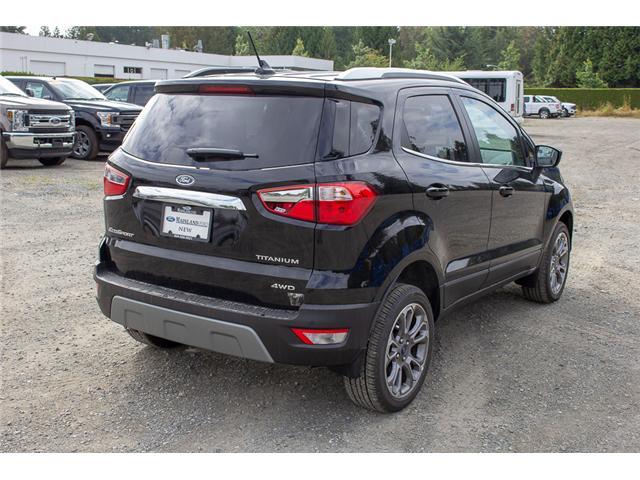 2018 Ford EcoSport Titanium (Stk: 8EC1279) in Vancouver - Image 7 of 22