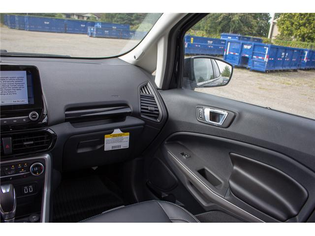 2018 Ford EcoSport Titanium (Stk: 8EC1278) in Surrey - Image 13 of 22