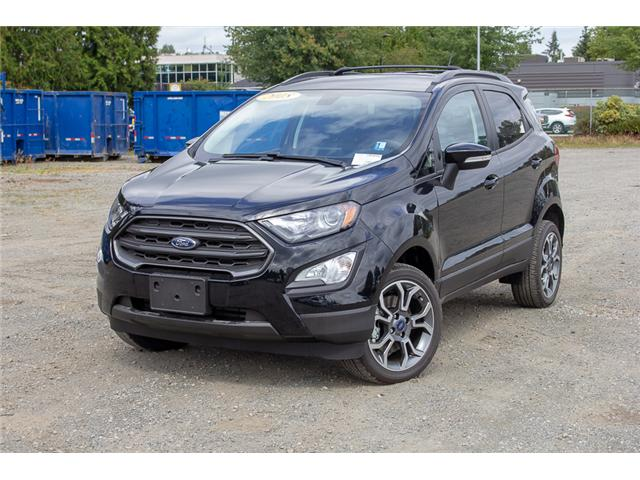 2018 Ford EcoSport SES (Stk: 8EC1656) in Surrey - Image 3 of 22