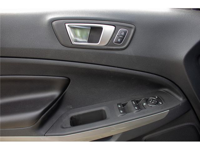 2018 Ford EcoSport Titanium (Stk: 8EC1278) in Surrey - Image 14 of 22