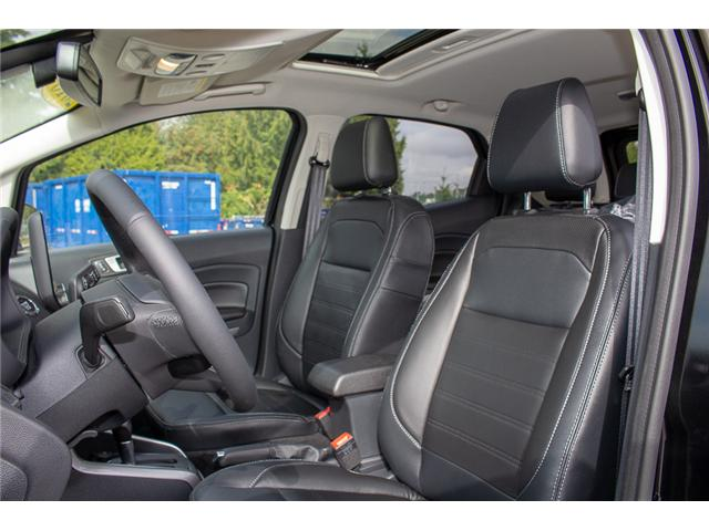 2018 Ford EcoSport Titanium (Stk: 8EC1279) in Vancouver - Image 9 of 22