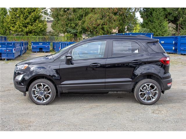 2018 Ford EcoSport SES (Stk: 8EC1656) in Surrey - Image 4 of 22