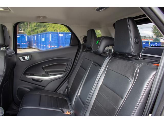 2018 Ford EcoSport Titanium (Stk: 8EC1279) in Vancouver - Image 11 of 22