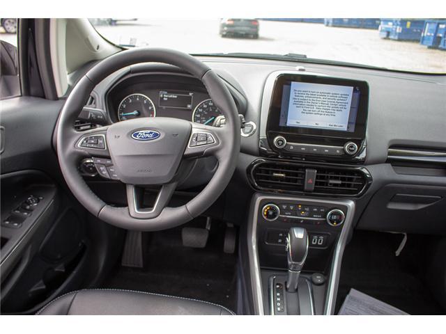 2018 Ford EcoSport Titanium (Stk: 8EC1279) in Vancouver - Image 12 of 22