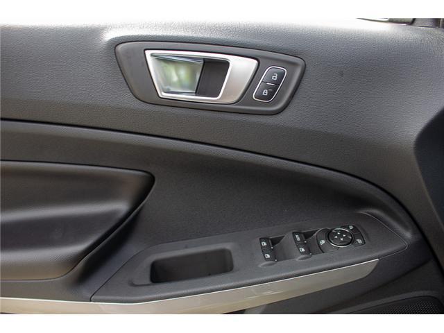 2018 Ford EcoSport Titanium (Stk: 8EC1279) in Vancouver - Image 14 of 22