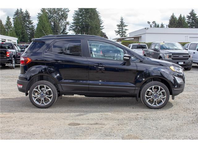 2018 Ford EcoSport SES (Stk: 8EC1656) in Surrey - Image 8 of 22