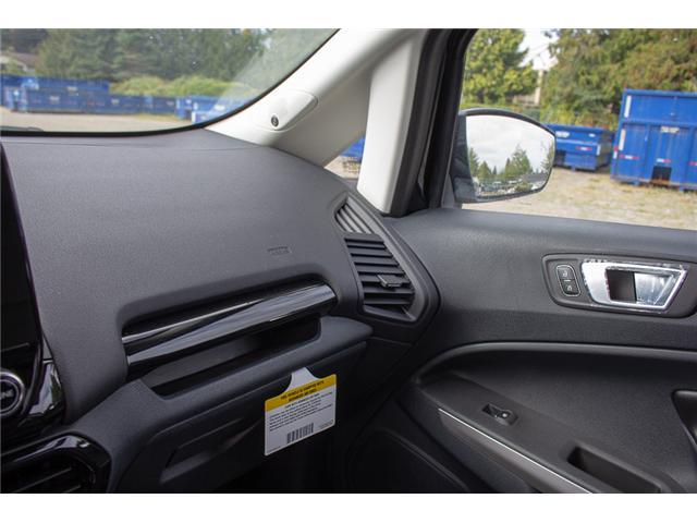 2018 Ford EcoSport Titanium (Stk: 8EC1278) in Surrey - Image 21 of 22
