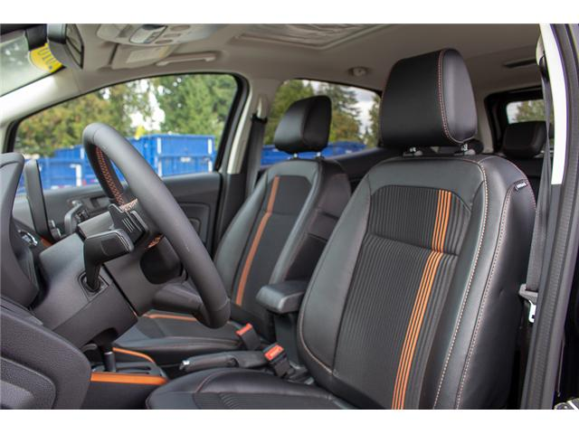 2018 Ford EcoSport SES (Stk: 8EC1656) in Surrey - Image 9 of 22