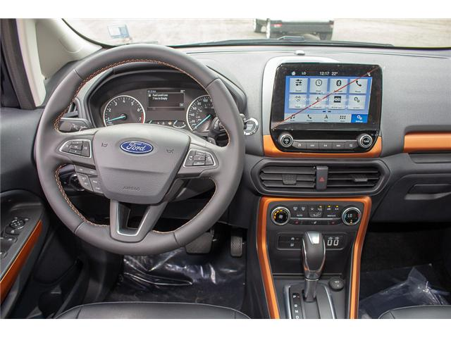 2018 Ford EcoSport SES (Stk: 8EC1656) in Surrey - Image 12 of 22