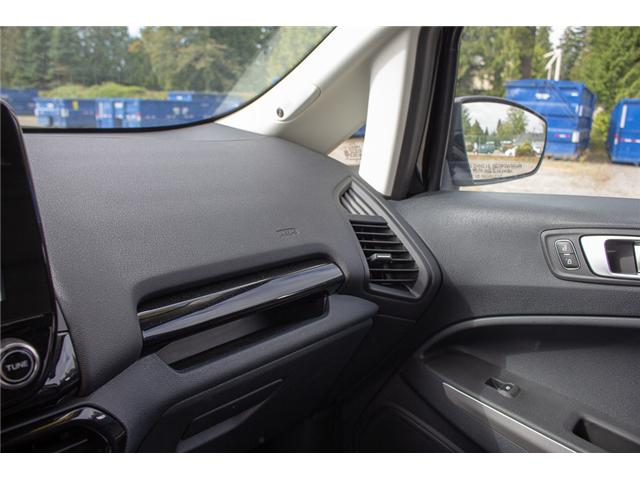 2018 Ford EcoSport Titanium (Stk: 8EC1279) in Vancouver - Image 21 of 22