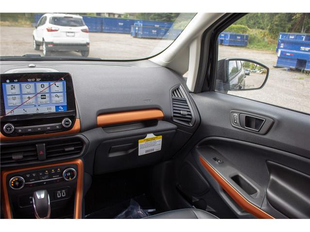 2018 Ford EcoSport SES (Stk: 8EC1656) in Surrey - Image 13 of 22