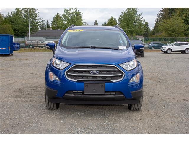2018 Ford EcoSport SE (Stk: 8EC9107) in Surrey - Image 2 of 21