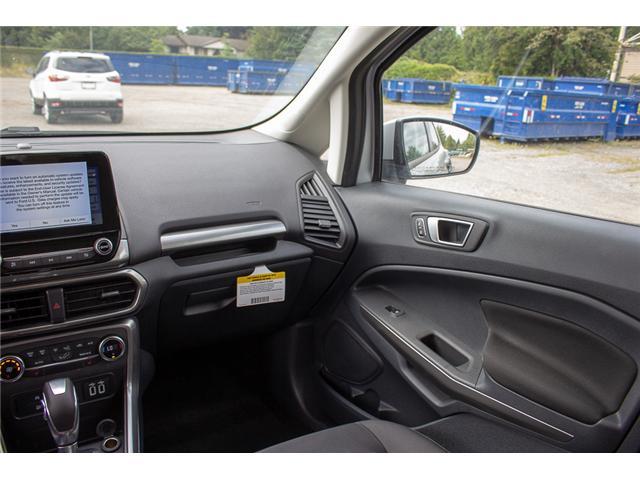 2018 Ford EcoSport SE (Stk: 8EC8865) in Surrey - Image 13 of 22