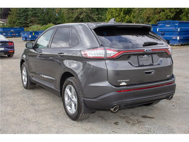 2018 Ford Edge SE (Stk: 8ED1156) in Surrey - Image 5 of 22