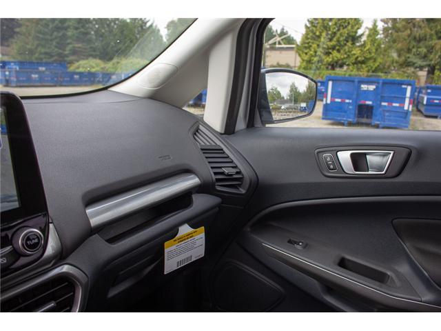 2018 Ford EcoSport SE (Stk: 8EC8865) in Surrey - Image 21 of 22
