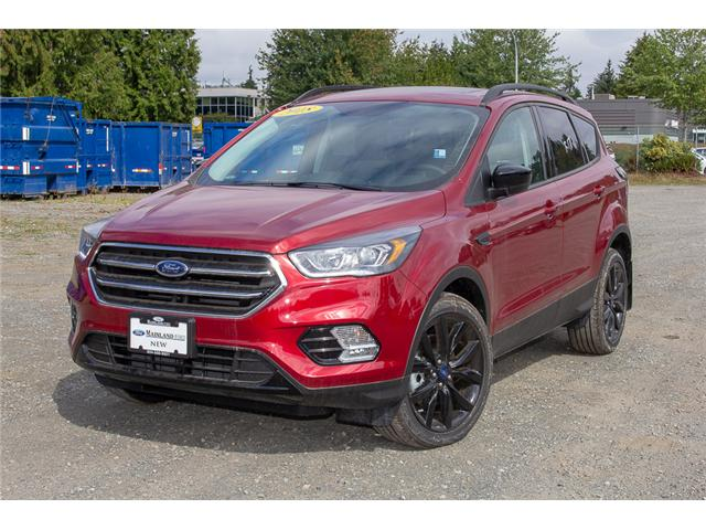 2018 Ford Escape SE (Stk: 8ES1287) in Surrey - Image 3 of 24