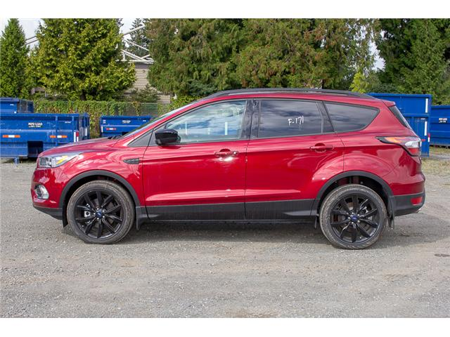 2018 Ford Escape SE (Stk: 8ES1287) in Surrey - Image 4 of 24