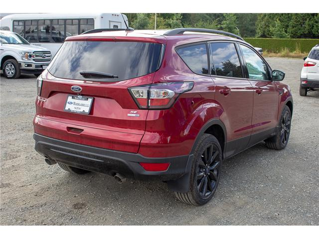 2018 Ford Escape SE (Stk: 8ES1287) in Surrey - Image 7 of 24