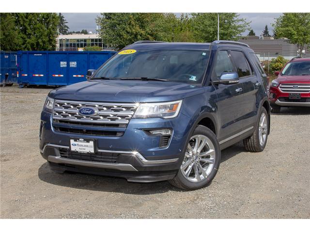 2018 Ford Explorer Limited (Stk: 8EX2059) in Surrey - Image 3 of 22
